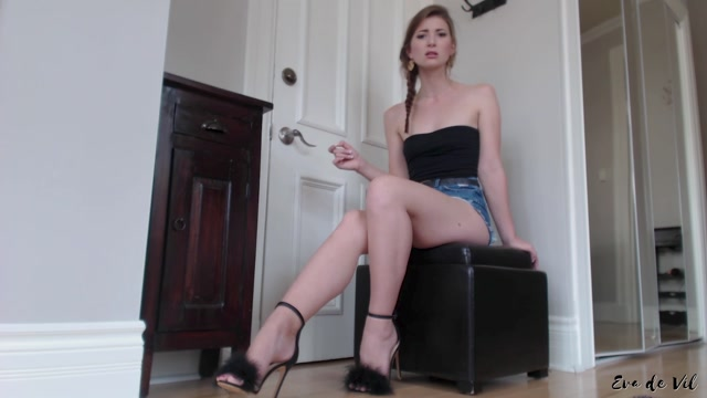 Watch Online Porn – Eva de Vil – My Findom Fantasy (MP4, FullHD, 1920×1080)