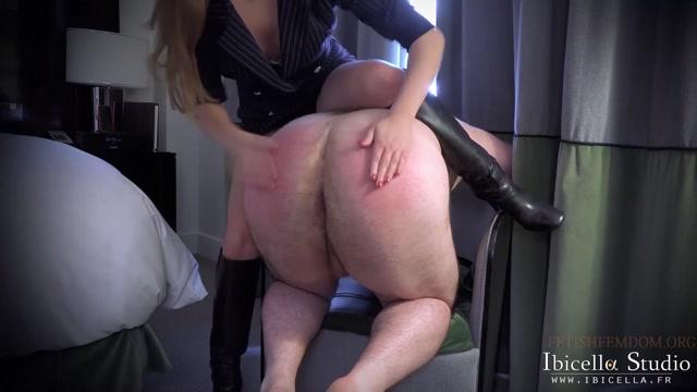 Watch Online Porn – Femdom 2019 Ibicella – Spanking my fat pig slave (MP4, FullHD, 1920×1080)