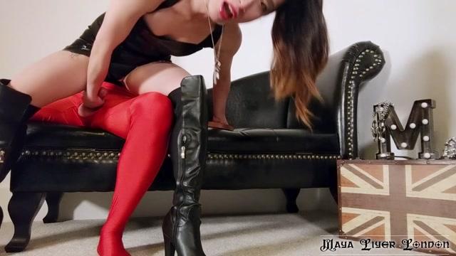 Watch Online Porn – GODDESS MAYA LIYER – Tormenting the Fucktoy (MP4, FullHD, 1920×1080)