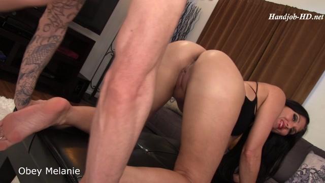 Watch Online Porn – Get you Hard – Obey Melanie (MP4, FullHD, 1920×1080)