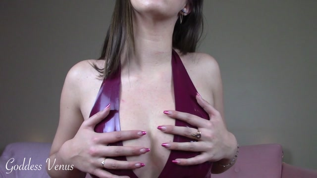 Watch Online Porn – Goddess Venus – Red Rubber Latex Worship (MP4, HD, 1280×720)