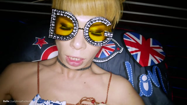 Watch Online Porn – Ladyboysfuckedbareback presents Belle Girlfriend Dress, Rimming & Creampie – 16.06.2019 (MP4, FullHD, 1920×1080)