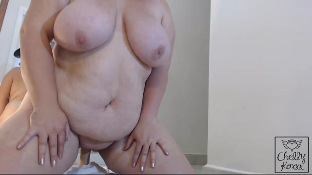 Watch Online Porn – ManyVids presents Chelly Koxxx – BBW Cowgirl in the Mirror  Dildo Fuck (MP4, FullHD, 1920×1080)