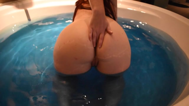 Watch Online Porn – ManyVids presents Sofia Dark – Anal Fingering In The Tub (MP4, HD, 1280×720)