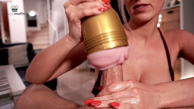 Watch Online Porn – ManyVids presents The Magic Muffin – I Tease you to your Limit POV Handjob and Fleshlight Edging (MP4, UltraHD/4K, 3840×2160)