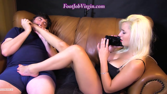 Watch Online Porn – ManyVids presents footjobvirgin in Busty Stella's First Footjob 1Hour $14.38 (Premium user request) (MP4, FullHD, 1920×1080)