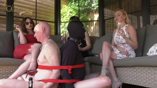 Watch Online Porn – Oubliette – A Smoke in the Garden Room – Suzanna, Krush, Serena (MP4, FullHD, 1920×1080)