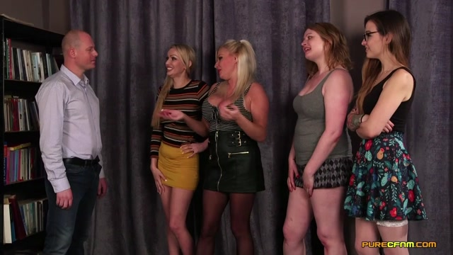Watch Online Porn – PureCFNM – Panty Humping – Amber Jayne Amber West Kylie Nymphette and Michelle Thorne (MP4, FullHD, 1920×1080)