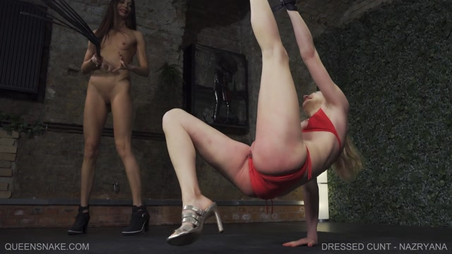 Watch Online Porn – QueenSnake presents Dressed Cunt – Nazryana (MP4, FullHD, 1920×1080)
