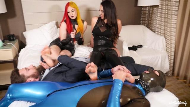 Watch Online Porn – Stella Liberty – Mistress Stella, Goddess Lilith – Room Service For Feet Pt. 2 (MP4, FullHD, 1920×1080)