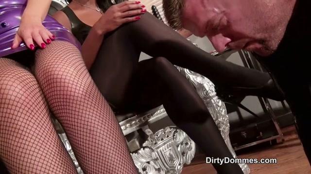 Watch Online Porn – Stiletto shoe slave training part 2 (MP4, HD, 1280×720)