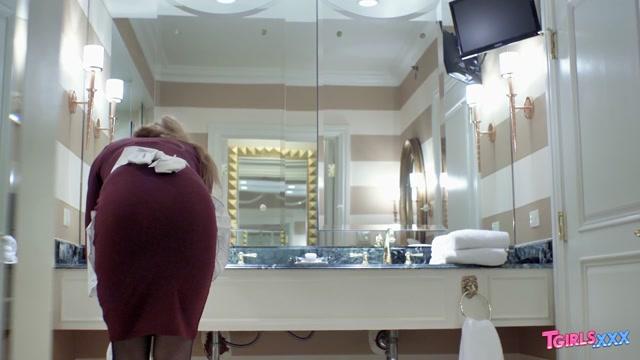 Watch Online Porn – TGirls.xxx presents Horny Maid Shiri! – 17.06.2019 (MP4, HD, 1280×720)