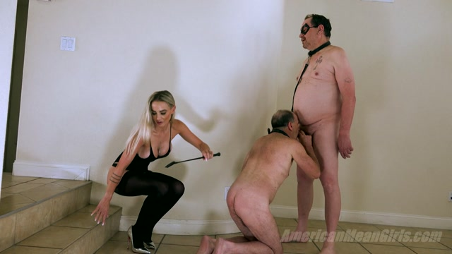 Watch Online Porn – THE MEAN GIRLS – True Submissives. Starring Goddess Platinum (MP4, FullHD, 1920×1080)