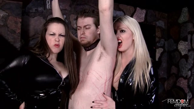 Watch Online Porn – Vicious Femdom Empire – Vampires love the taste of fear (MP4, HD, 1280×720)