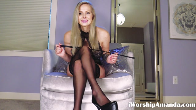 Watch Online Porn – Worship Amanda – Pain Slut for Goddess Amanda (MP4, FullHD, 1920×1080)