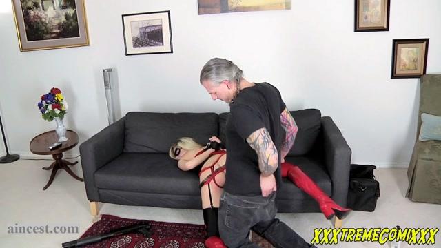 Watch Online Porn – XXXTREMECOMIXXX – Trisha Parks – Spanking Harley Quinn (AVI, FullHD, 1920×1080)