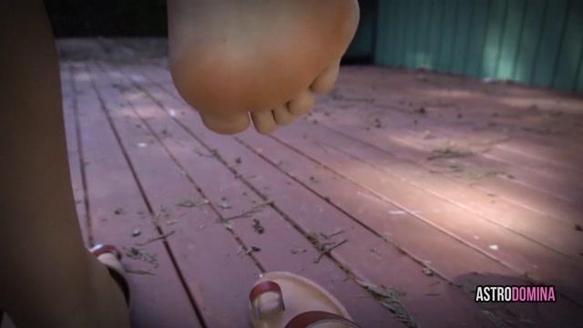 Watch Online Porn – AstroDomina – Foot Puppy (MP4, FullHD, 1920×1080)