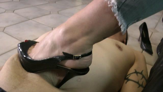 Watch Online Porn – Boot Heel Worship Cbt Humiliation – HumiliatedAndAbused (MP4, FullHD, 1920×1080)