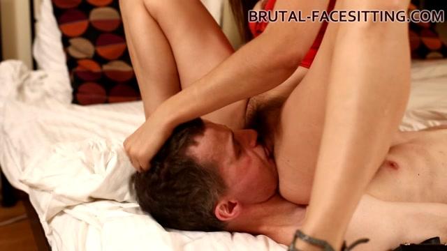 brutal facesitting online