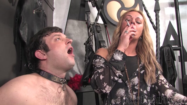 Watch Online Porn – Femme Fatale Films – A Mouth For Butts – Super HD – Part 1. Starring Mistress Athena (MP4, FullHD, 1920×1080)