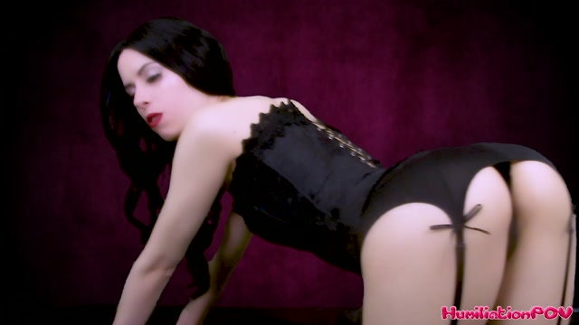 Watch Online Porn – HumiliationPOV – Goddess Paige in Brainwashed Stroking Moron, Your Addiction Grows With Every Stroke (MP4, HD, 1280×720)