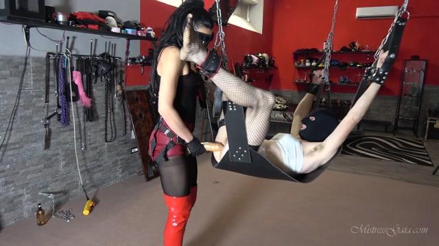 Watch Online Porn – MISTRESS GAIA – JUICY ASS OPENER (MP4, FullHD, 1920×1080)