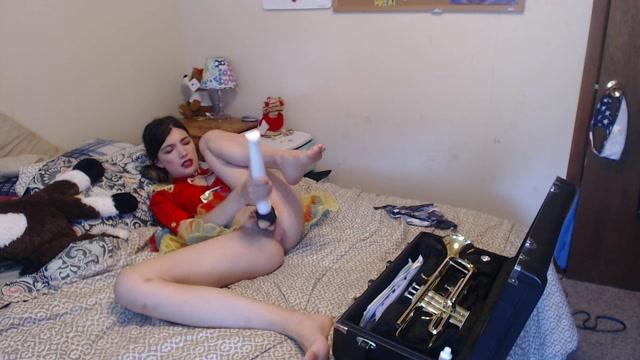 Watch Online Porn – ManyVids presents Annabelle Bestia – band slut fucks herself (MP4, FullHD, 1920×1080)