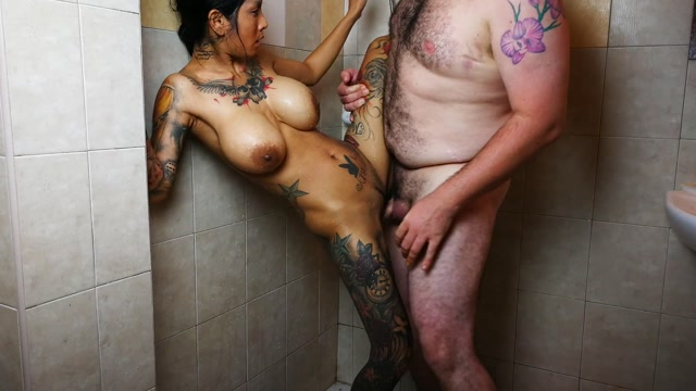Watch Online Porn – ManyVids presents InkedMonster – Inked Asian Shower Bj Fuck Facial (MP4, FullHD, 1920×1080)