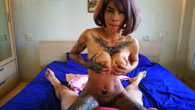 Watch Online Porn – ManyVids presents InkedMonster – Thai Babe POV Blowjob and Fucking (MP4, HD, 1280×720)