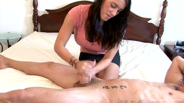 Watch Online Porn – Megan's Bedroom Handjob – SilverCherrys Handjobs With a Twist – Megan Jones (MP4, FullHD, 1920×1080)