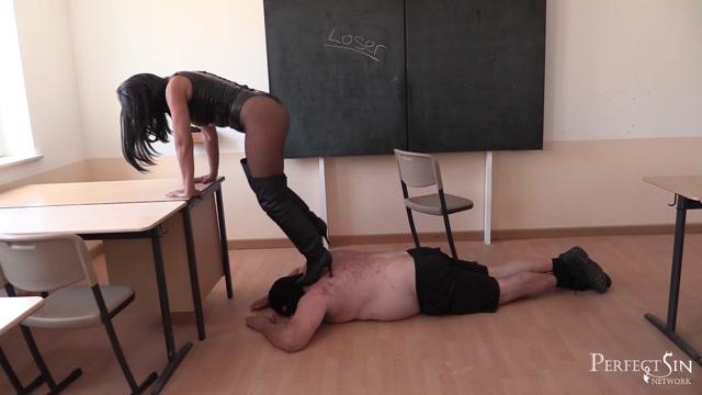 Watch Online Porn – Merciless Dominas – Impress Me Slave. Starring Mistress Mera (MP4, FullHD, 1920×1080)