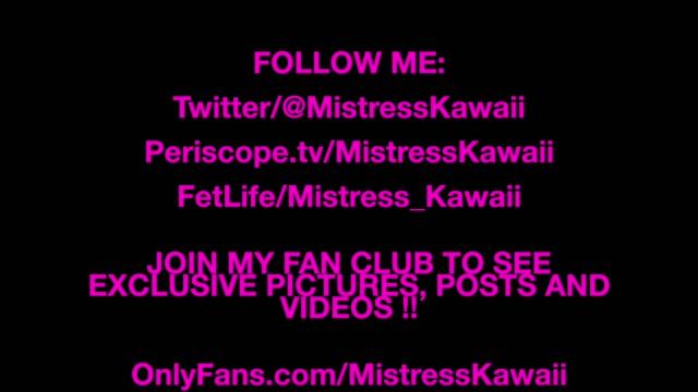 Watch Online Porn – Mistress Kawaii – His Facesitting Marathon pt.1 (MP4, FullHD, 1920×1080)
