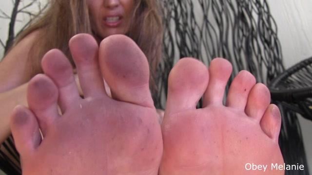 Watch Online Porn – Obey Melanie – Dirty footlicking bitch (MP4, FullHD, 1920×1080)