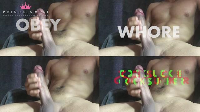 Watch Online Porn – Princess Miki Gay Cum Guzzling Mind Fuck (MP4, FullHD, 1920×1080)