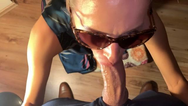 Amateur Mature Sucking Dick