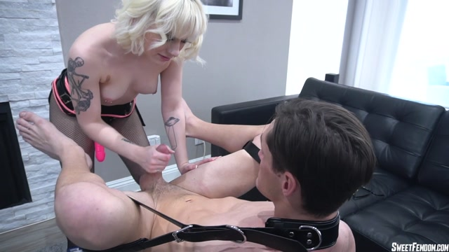 Watch Online Porn – She Owns Your Manhood – 18 Year Old Naomi Nash: More Pegging and Draining Part 2 (MP4, FullHD, 1920×1080)