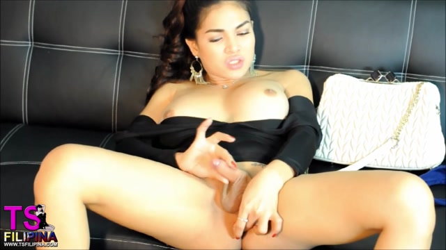 Watch Online Porn – TSFilipina presents TS Filipina in Black Dress (MP4, HD, 1280×720)