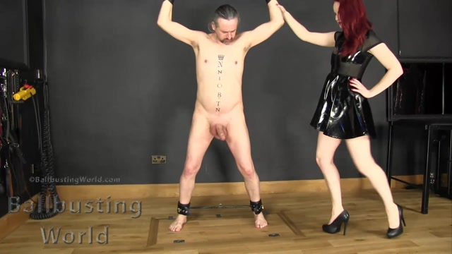 Watch Free Porno Online – Ballbusting World PPV – Exposed for Ballbusting BB1389 (MP4, FullHD, 1920×1080)