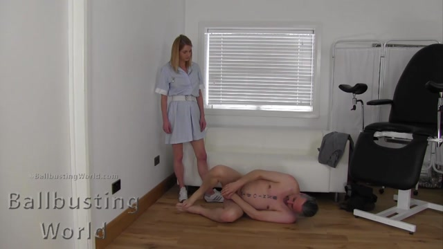 Watch Free Porno Online – Ballbusting World PPV – Nurse Sophia s Ballbusting Pain Clinic BB1391 (MP4, FullHD, 1920×1080)