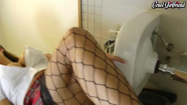 Watch Online Porn – Cruel Girlfriend – Dunked By A Brat (MP4, FullHD, 1920×1080)
