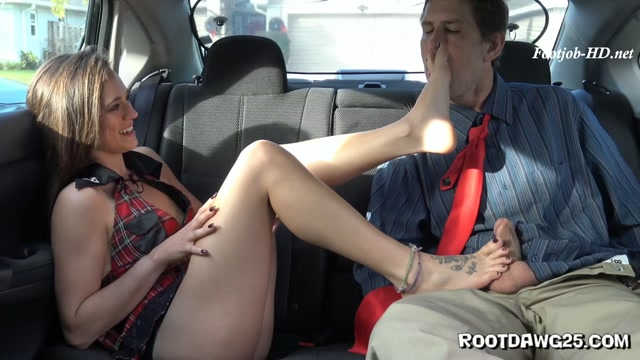 Watch Online Porn – Dacey Harlot in Academic Footjob Exchange – Foot Fetish by Rootdawg25 (MP4, FullHD, 1920×1080)