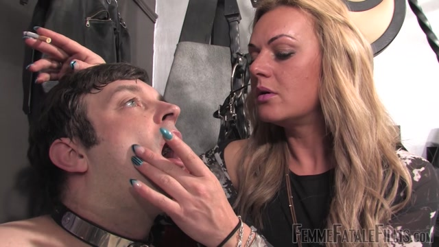 Watch Online Porn – Femme Fatale Films – A Mouth For Butts – Super HD – Complete Film. Starring Mistress Athena (MP4, FullHD, 1920×1080)