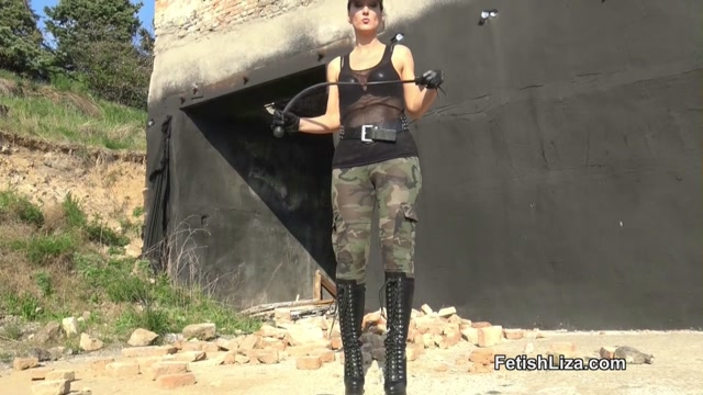 Watch Online Porn – Fetish Liza – Military leather boot licker (MP4, HD, 1280×720)