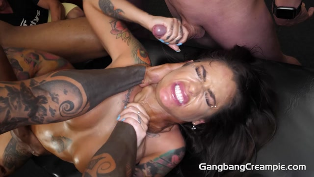 Watch Online Porn – GangbangCreampie presents Trinity Blaze in GangBang Creampie 227 – 09.08.2019 (MP4, FullHD, 1920×1080)
