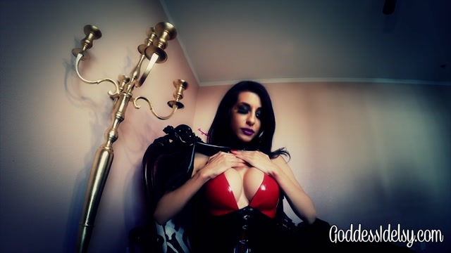 Watch Online Porn – Goddess Idelsy – Latex Goddess Worship 1080p (MP4, FullHD, 1920×1080)