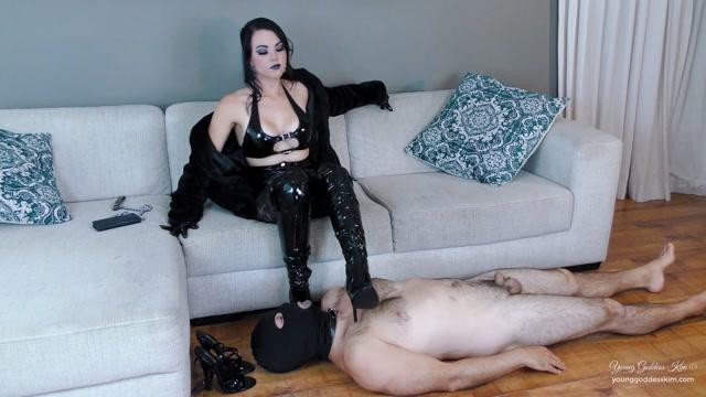 Watch Online Porn – Goddess Kim – Delight in Degrading (MP4, FullHD, 1920×1080)