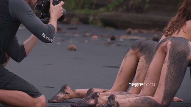 Watch Online Porn – Hegre presents Clover & Natalia A – Black Beach Bali Shoot (MP4, FullHD, 1920×1080)