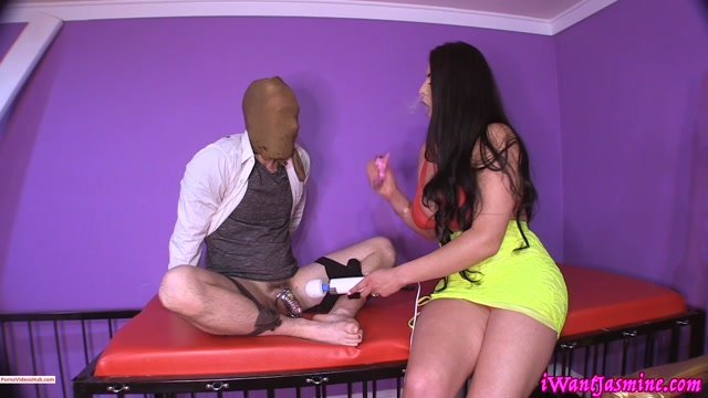 Watch Online Porn – Iwantclips presents Goddess Jasmine Mendez in Chastity Tease pt 1! $16.99 (Premium user request) (MP4, FullHD, 1920×1080)