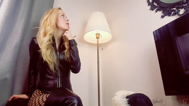 Watch Online Porn – Spoil Princess G – My Scent  my Leather makes you Submit (MP4, FullHD, 1920×1080)