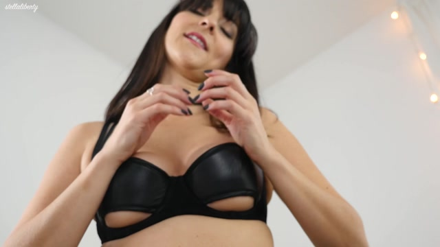 Watch Online Porn – Stella Liberty – Tits & Pits JOI in Black (MP4, FullHD, 1920×1080)